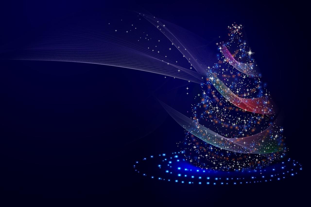 Fröhliche Weihnachten und einen guten Rutsch ins neue Jahr