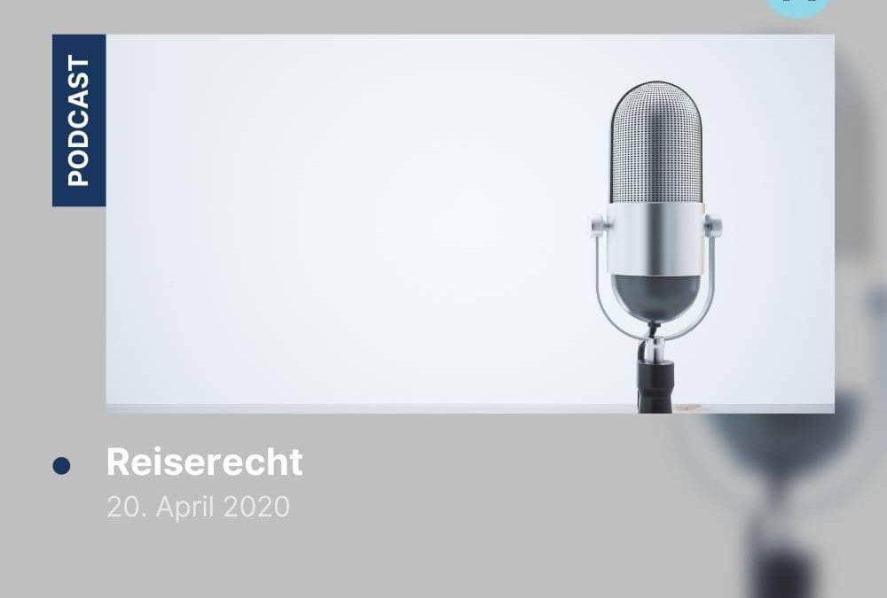 Bei Pauschalreise Gutschein ? oder Geld ? zurück (Podcast)